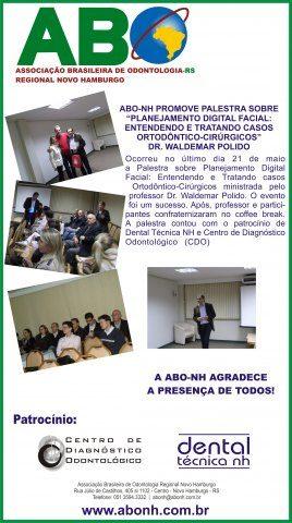 PALESTRA: PLANEJAMENTO DIGITAL FACIAL: ENTENDENDO E TRATANDO CASOS ORTODÔNTICO-CIRÚRGICOS