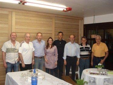 Reunião do Departamento de Ex-Presidentes ABO-NH