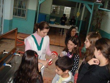 Escola Integrada no Bairro – Escola Nilo Peçanha