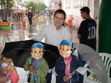 Ação em Prol ao Dia do Cirurgião Dentista – Calçadão Oswaldo Cruz – NH