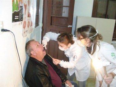 Campanha de Prevenção ao Câncer de Boca 2009